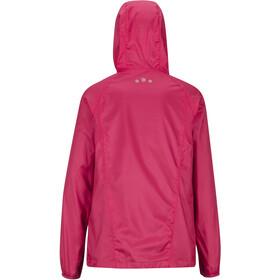 Marmot Ether Hoody Flickor disco pink